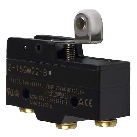 Limit Switch Omron Z 15gw22 B Z 15gw22 B Omron Automation And Safety Switches Digikey