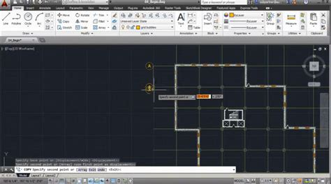 autocad layout hide grid drawing a column grid in autocad avaxhome