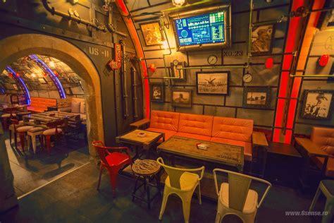 idea design cluj submarine pub 171 6th sense interiors design interior cluj
