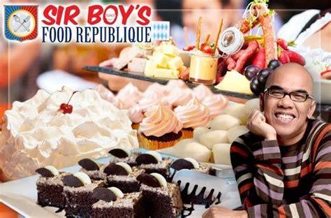 sir boys food republique buffet  quezon city