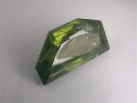goh green zircon zirgrn0001 sri lanka gemstone diam