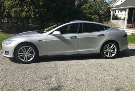Tesla Silver Used Tesla Model S 60 To 51 000 Cleantechnica