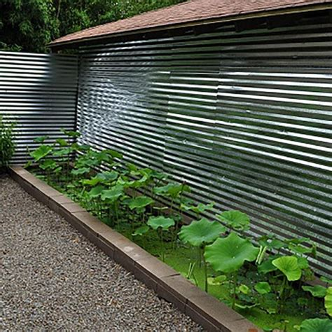 fabral 8 ft galvanized steel corrugated roof panel