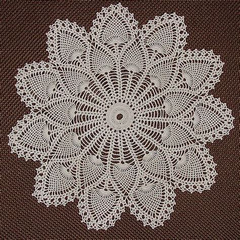 doily pattern pinterest free doily pattern crochet doilies and tablecloths