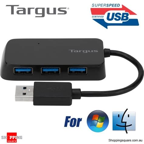 Targus Usb 3 0 4 Port Hub targus usb 3 0 4 port hub shopping shopping