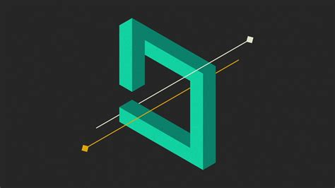 Theta Isometric Logo Reveal After Effects Template After Effects Template