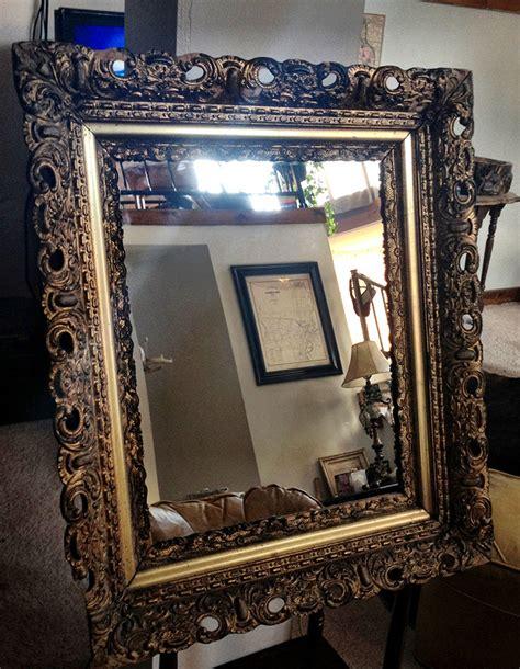wood framed medicine cabinet diy medicine cabinet using old picture frame repurposed