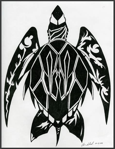 navy shellback tattoo designs shellback turtle by dusky hawk on deviantart