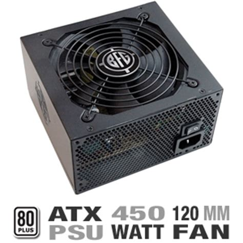 Advance V2130 Power Supply 450 Watt bfg ls series bfgr450wlspsu ls 450 power supply atx 450 watts 80 plus certified 120mm
