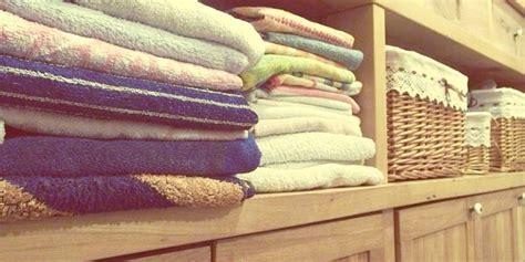 ordine armadio ordine tra lenzuola e asciugamani la casa in ordine