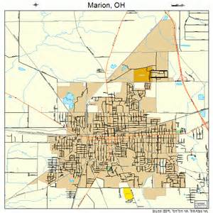 marion map marion ohio map 3947754
