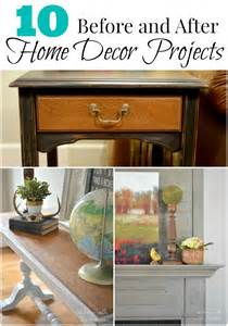 Before And After Home Decor Projects At Home With The Barkers
