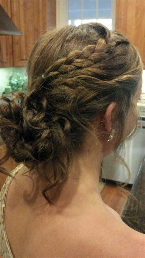 curly hairstyles updos braids curly updo prom hairstyles