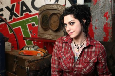 american pickers danielle tattoos chest american pickers danielle colby impressive chest