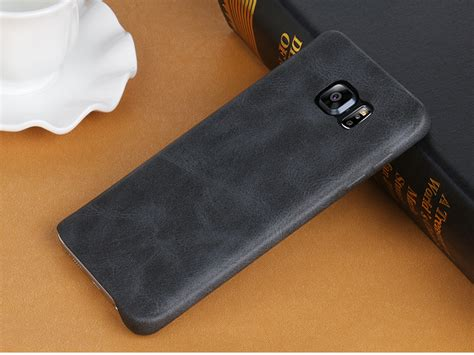 Usams Wooden Slim Casing Soft Cover Luxury Samsung Galaxy S7 Edge usams samsung galaxy note5 bob series soft back cover ultra thin soft pu leather