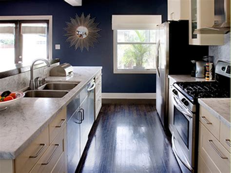 blue walls in kitchen classically modern nest if the outside isn t navy