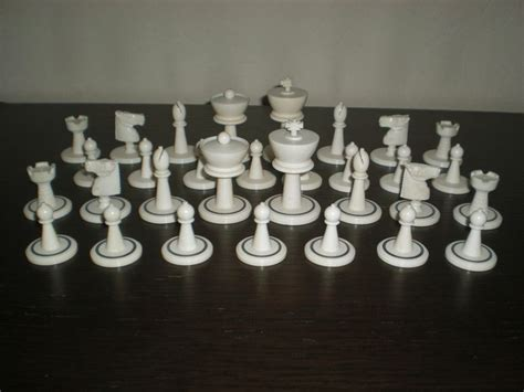 art deco chess set antique ivory art deco chess set catawiki