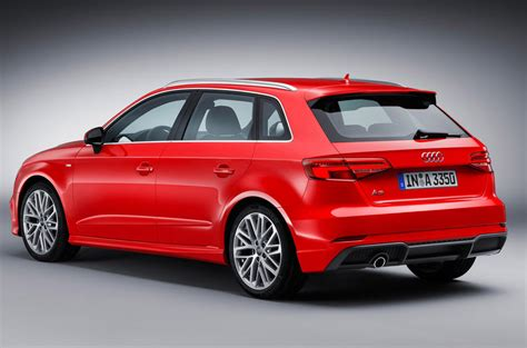 The New Audi A3 by Audi A3 Facelift Revealed Autocar