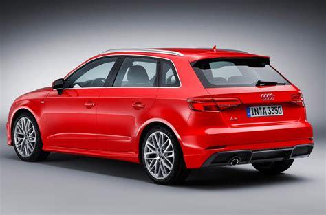 Facelift Audi A3 by Audi A3 Facelift Revealed Autocar