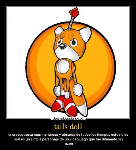 Tails Doll Meme - tails doll desmotivaciones