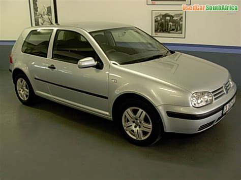 Port Elizabeth Used Cars by 2003 Volkswagen Golf 4 1 6 Used Car For Sale In Port