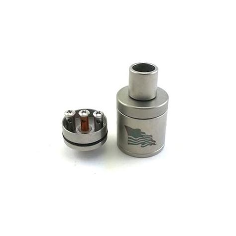 Square Caps For Tugboat Atty By Flawless Blue Black flawless tugboat rda v2 media blasted 100 authentic alluring vapors