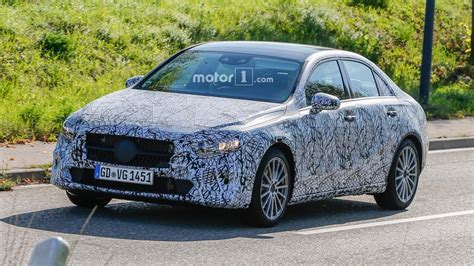 2019 a class wheelbase mercedes a class sedan and glc coming next year