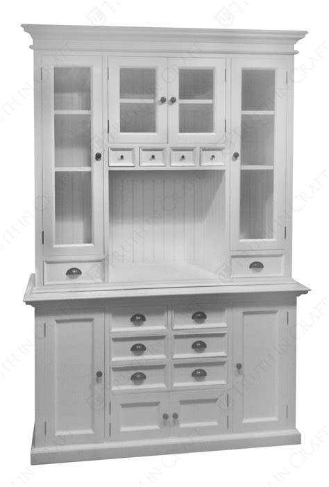 White Kitchen Hutch Cabinet | white kitchen hutch cabinet kitchen ideas