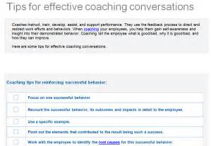 Coaching Templates by Free Employee Coaching Templates Search Results