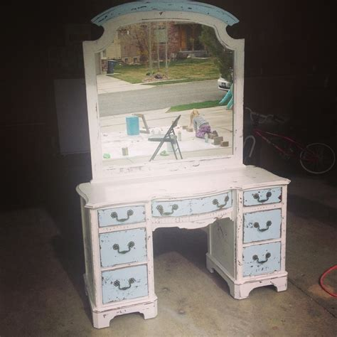 turn desk into vanity refinished desk turned into vanity for the home