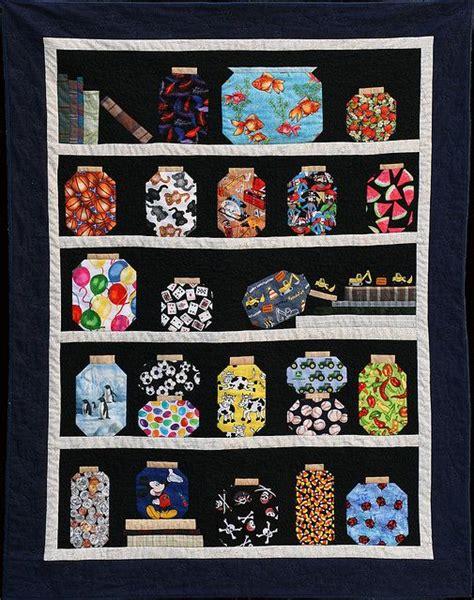 quilt pattern jars 55 best jar quilts images on pinterest quilt block