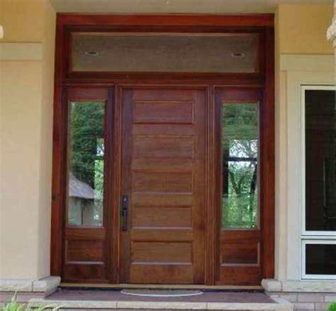perpaduan warna cat kusen pintu jendela rumah