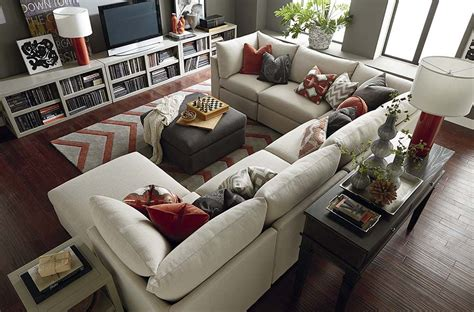 u shaped couch with ottoman making heat soul for absolutely everyone with u formed