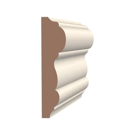 colonial chair rail 3 quot 653mul mdf colonial chair rail moulding