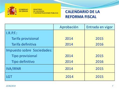 resumen de la reforma fiscal para 2015 16 en 20 medidas celestina resumen por capitulos 2014 2015 resumen de la