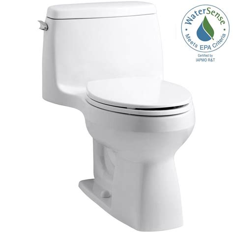 kohler comfort height elongated toilet kohler santa rosa comfort height 1 piece 1 28 gpf compact