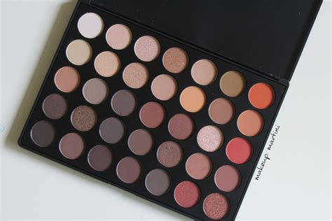 Morphe 35o Eyeshadow Palette morphe 35o eyeshadow palette review dupes swatches price