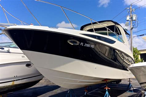 boat upholstery west palm beach used 2011 bayliner 285 cruiser boat for sale in west palm