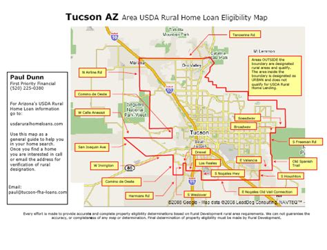usda loan map texas map for usda rural guaranteed loan for rural real estate in tucson