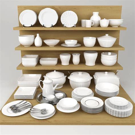 kitchen bowls plates set x