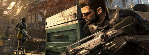 Kaset Ps4 Deus Ex Mankind Divided deus ex mankind divided hits ps4 on tuesday the launch trailer playstation europe