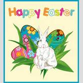 Easter Word Art and Miscellaneous Easter Clip Art