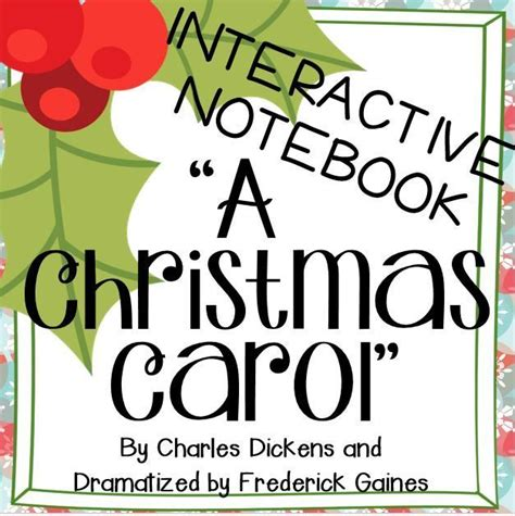 charles dickens biography middle school 114 best images about reading and writing at christmas on
