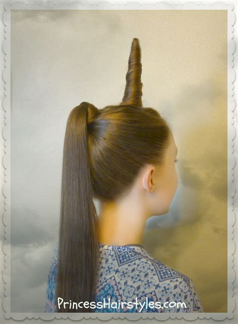 Hairstyles For Hair Day unicorn hairstyle for or hair day