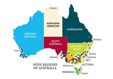 regional map of australia wine reno spiteri s wineopolis the world s top ten most