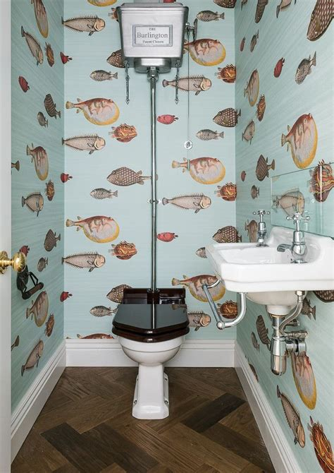 funky bathroom wallpaper ideas 1001 id 233 es 40 id 233 es pour une d 233 co wc r 233 ussie