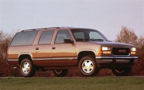 small engine repair training 1994 gmc suburban 1500 auto manual used 1995 gmc suburban for sale pricing features edmunds