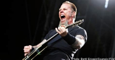 metallica lead singer metallica lead singer hospitalized in stockholm the local