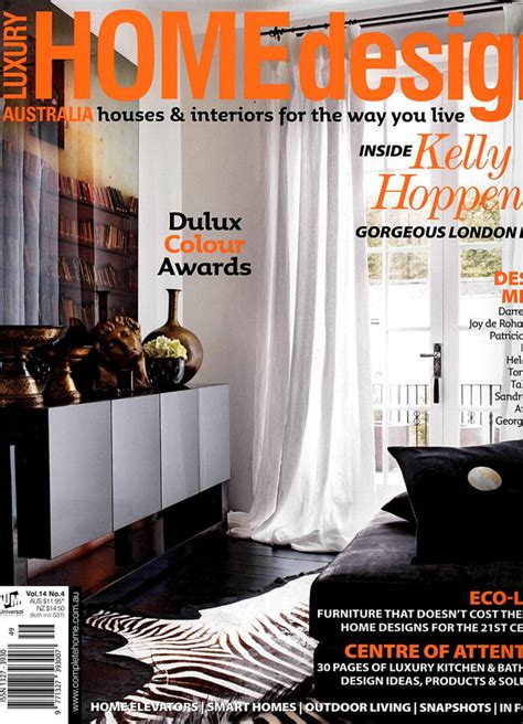 luxury home design magazine easy living au