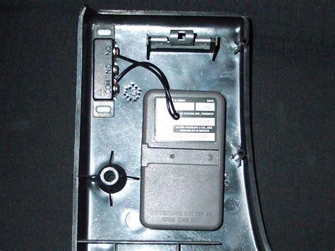 Jeep Garage Door Opener Garage Door Opener Via Magnetic Dash Switch Jeepforum